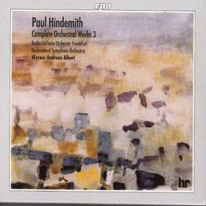 Hindemith: Complete Orchestral Works, Vol. 3 (Box Set)
