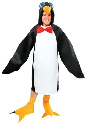 Rasta Imposta Pinguin Kostüm - Rasta Imposta Pinguin Kostüm