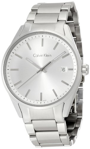 Calvin Klein Men's Watch, Analogue, Quartz, Stainless Steel K4M21146