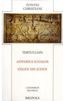 Adversus Iudaeos - Gegen die Juden: FC-PB 75