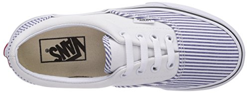 Vans U Era, Chaussures De Skate Blanches Pour Femmes (true White)