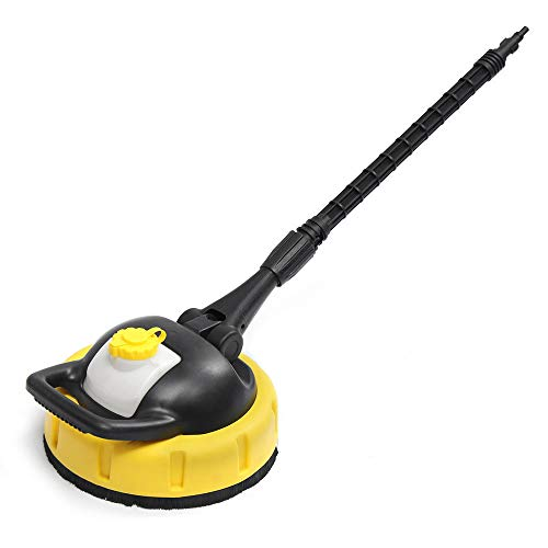 Karcher Patio Cleaner (KUNSE Druck Waschboss-Floor Patio Cleaner Mit Extension Rod Jet Brush Für Karcher K Serie)