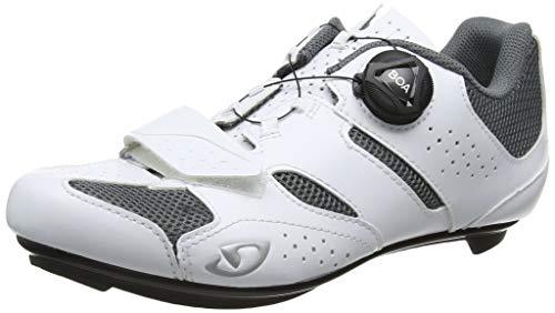 d Radsportschuhe-Rennrad, Mehrfarbig (White/Titanium 000), 39 EU ()