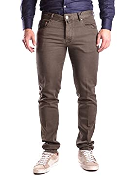 Pt05 Hombre MCBI247021O Verde Algodon Jeans