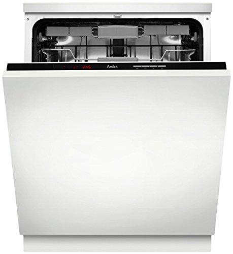 Amica Zim vollständig integriertes 646E 14places A + + Spülmaschine–Geschirrspülmaschinen (komplett integriert, schwarz,...