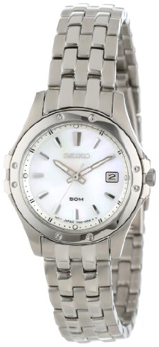 Stainless Steel Le Grand Sport Mother Of Pearl Dial (Seiko Le Grande Sport)