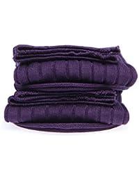 Bruce Field - Chaussettes colorées hautes homme en fil d'Ecosse 100% coton - Modèle 3222