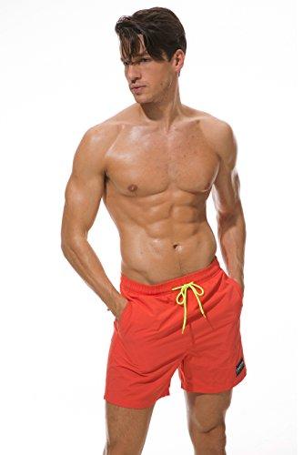 MODCHOK Uomo Pantaloncini e Calzoncini da Bagno Pantaloncini da Spiaggia Mare Piscina