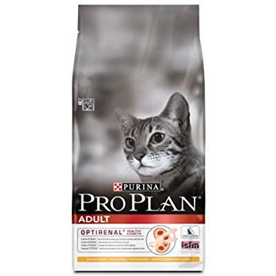Purina Pro Plan Cat Food Adult With Optirenal Rich In Chicken