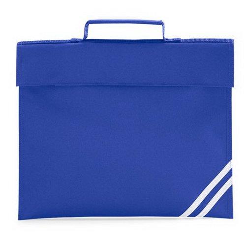 Quadra classic book bag in royal