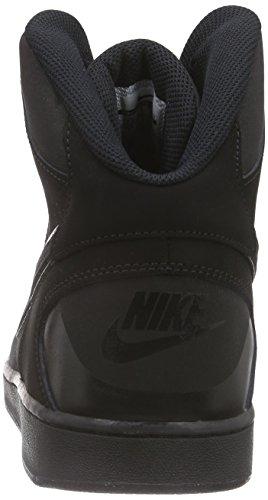 Nike 616281 102, Chaussures de basketball Homme Negro (Black / Black-Black)