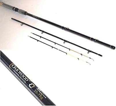 Oakwood Match/Carp Feeder/Quiver Rod 9ft by Oakwood
