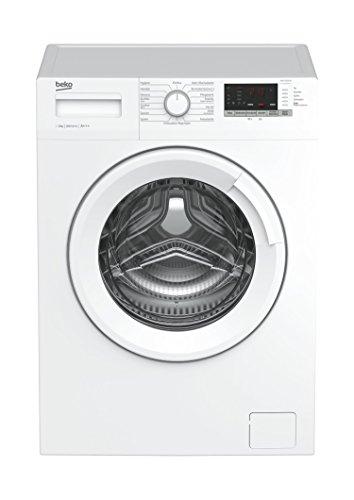 Beko WML 61633 NP Waschmaschine Frontlader / 6kg / A+++ / 1600 UpM / Mengenautomatik / Pet Hair Removal / 15 Programme / Watersafe / weiß