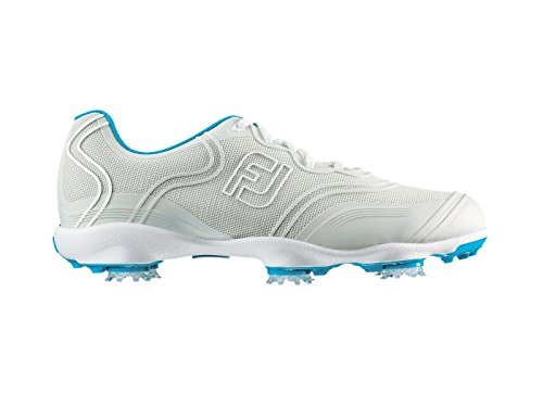 Footjoy Damen FJ Aspire Golfschuhe, Weiß (White 98895), 38 EU (Shop Footjoy Schuhe)
