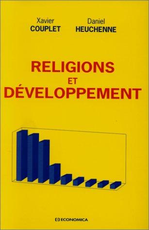 Religions et développement par Xavier Couplet