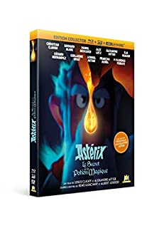 Astérix - Le Secret de la Potion Magique [4K Ultra HD + Blu-ray 3D + Blu-ray] (B07N3P59Z4) | Amazon Products