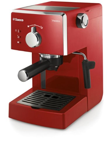 Saeco Poemia HD8423/29 Manual Espresso machine 1L