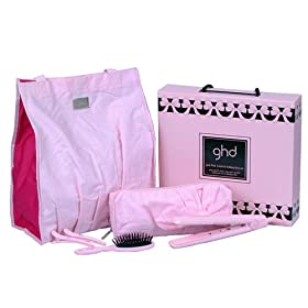 "GHD - Pretty In Pink (1"" Medium)"