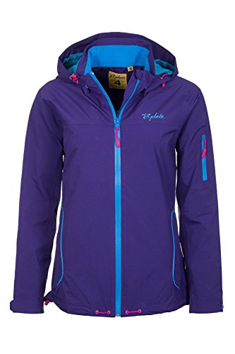 Rydale -  Giacca impermeabile  - Donna Grape