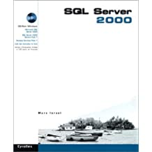 SQL Server 2000 by Israel, Marc (2001) Paperback