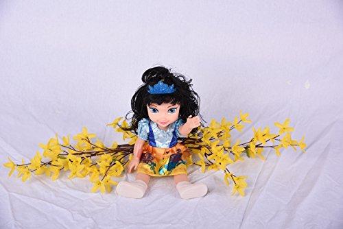 Schneewittchen Prinzessinnen Puppe mit Puppenkleidung, 35 cm - 2