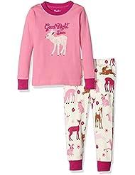 Hatley Pj (App) - Deer & Bunnies - Good Night - Pijama Niños