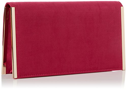 Lotus - Flamina, Sacchetto Donna Pink (raspberry Microfibre)
