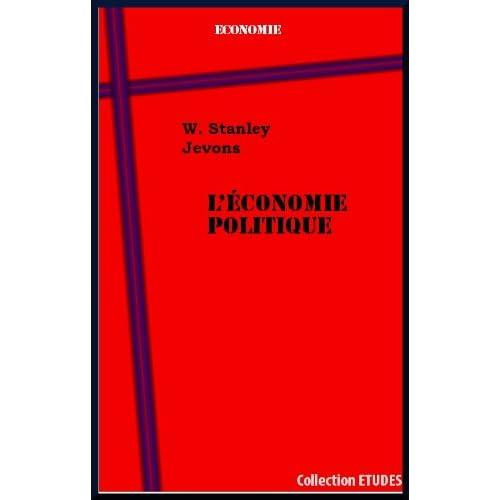 L'économie politique, par W. Stanley Jevons