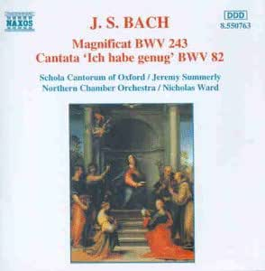 Bach: Magnificat Summerly