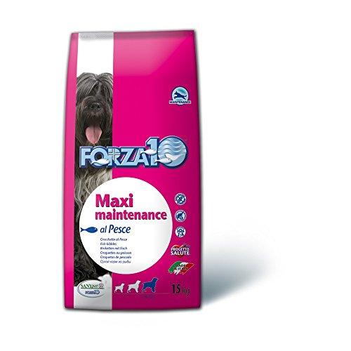 Forza10 Medium Adult Maintenance al Pesce - Alimento di...