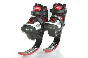 Tramp-It Jump Shoes - Black, Size 4-6
