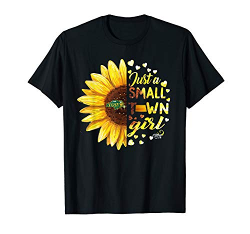 North Dakota State Bison Small Town Girl T-Shirt - Apparel -