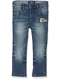 TOM TAILOR Kids Boy's Stone Blue Denim Matt Jeans