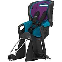 Britax Römer Jockey Comfort - Silla de seguridad para bicicleta, color turquesa/lila