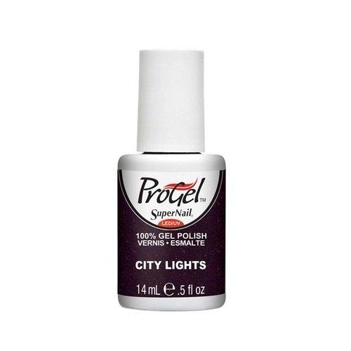 SuperNail ProGel LED/UV Vernis à Ongles - City Lights - 14ml