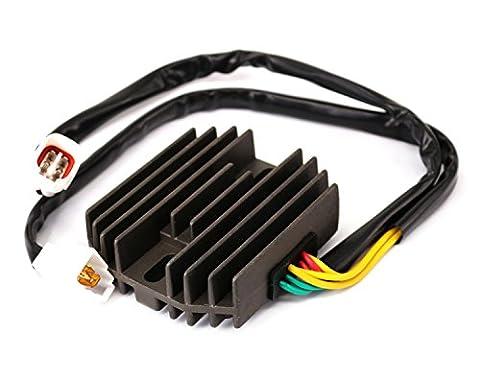 régulateur Redresseur de tension pour moto en aluminium pour gsxr600DL650V-Strom 2006–20092011GSXR10002007–2009