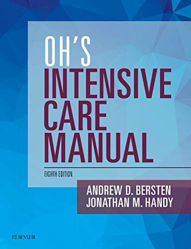 Oh's Intensive Care Manual E-Book (English Edition)