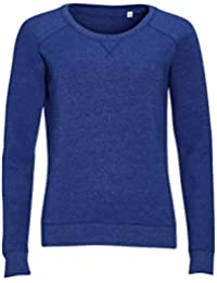 SOLS Studio Terry - Sweat à manches raglan - Femme