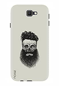 Noise Designer Printed Case / Cover for Samsung Galaxy On Nxt / Patterns & Ethnic / Beard Illustrations