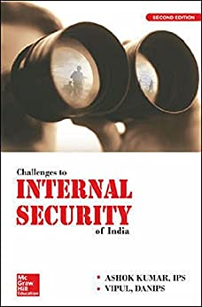 Challenges to Internal Security of India by [Kumar, Ashok & Bihari,Vipul]