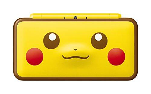 Nintendo New 2DS XL   Consola Pikachu   Edición Limitada