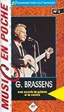 Brassens (music en poche n° 3)