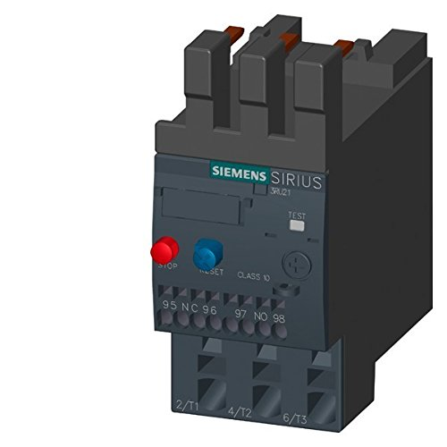SIEMENS - RELE MOTOR 3 5-5 0A S00 CLASE 10 INDEPENDIENTE TORNILLO