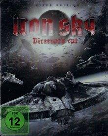 Iron Sky - Wir kommen in Frieden! (Steelbook) (Director's Cut) [Limited Edition]