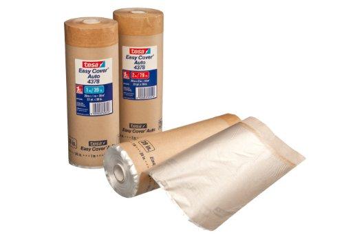 Preisvergleich Produktbild TESA Kreppband Easy Cover® 4378 Braun (L x B) 20m x 1m 04378-00003-01 1 Rolle(n)