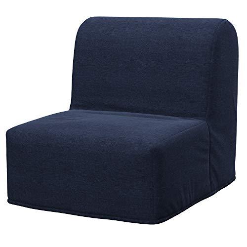Soferia - Funda de Repuesto para sofá Cama IKEA LYCKSELE de 2...