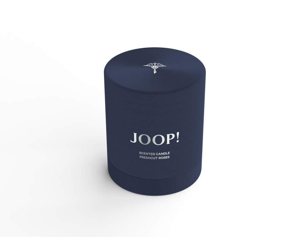 Engels Kerzen GmbH JOOP Duftkerze in Geschenkbox Farbe Silver Silber Duft Fresh Cut Roses Aromakerze Samtbox Rosenduft