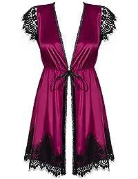 753aef3b2b Fantasia - Vestaglie e Kimono / Pigiami e camicie da notte ... - Amazon.it