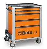 Beta C24S 5/O Carrello.5 Porta Attrezzi, Arancione
