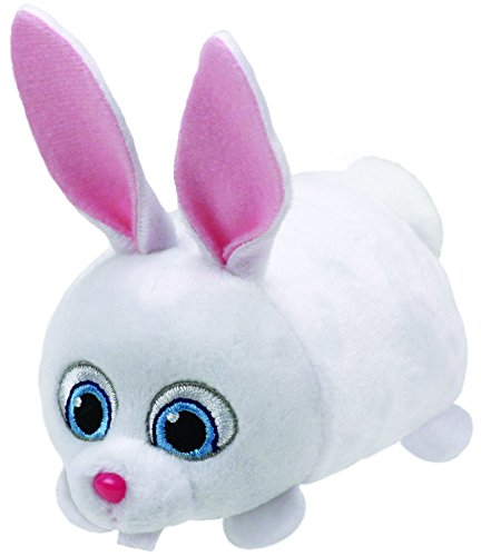 Teeny Ty The Secret Life of Pets - Snowball - 8cm 3""
